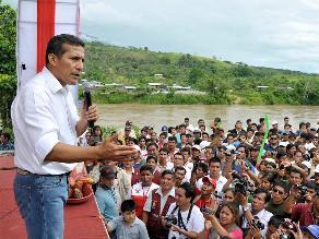 Presidente Humala: Los fallos y sentencias se acatan