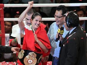 Kina Malpartida se despide del box mundial, pero amenaza con volver