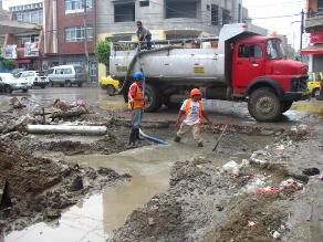 Piura: moradores reclaman ejecución de obras en localidad de Sechura