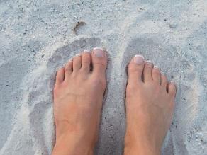 ¿Diabético? Protege tus pies en el verano