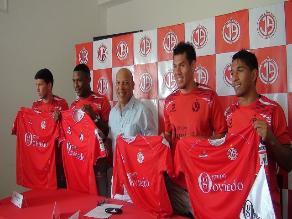 Chiclayo: Aurich presentó a sus nuevos refuerzos para el torneo