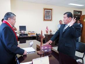 Nuevo juez de Pucalá analiza cambios en administración judicial