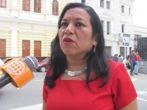 Ministerio de la Mujer apoyará a joven que fue ultrajada en la playa