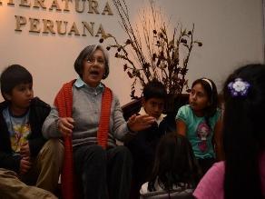 Casa de la Literatura inicia nuevamente ´Abuela y abuelos cuentacuentos´