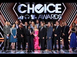´The Big Bang Theory´ gana nuevamente en los People´s Choice Awards