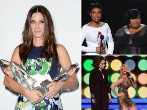 Los mejores momentos de los People´s Choice Awards 2014