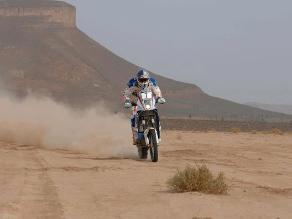 Rally Dakar: chileno ´Chaleco´ López se retira tras accidente