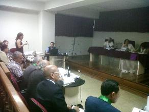 Trujillo: Elidio Espinoza presenta queja contra magistrado