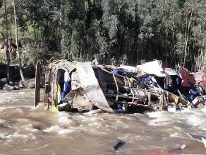 La Libertad: cancelan ruta a empresa Horna por fatal accidente del 2013