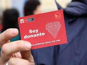 Convocan a concurso de periodismo para fomentar donación de órganos