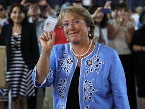 Proclaman oficialmente a Michelle Bachelet como presidente electa de Chile