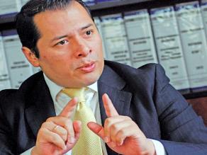 Christian Salas es nuevo procurador anticorrupción en reemplazo de Arbizu