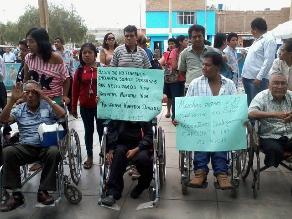 Chiclayo: pacientes de hemodiálisis sin atención en EsSalud
