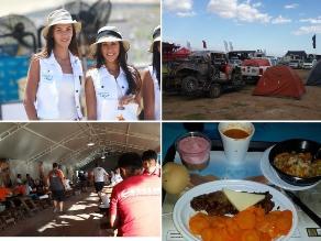 Rally Dakar 2014: conoce qué es un ´bivouac´ y qué hacen los pilotos