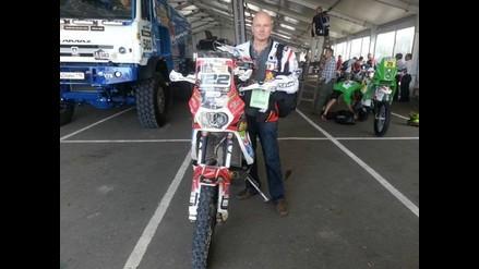 Motociclista belga murió durante la quinta etapa del Rally Dakar 2014