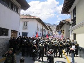 Cajamarca: Ambientalistas confirman reinicio de protestas contra Conga