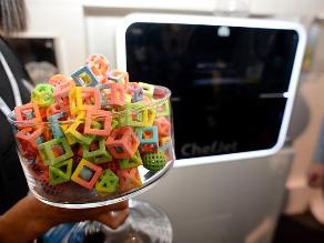 ´Chef Jet pro: la innovadora impresora de alimentos con sistema 3D