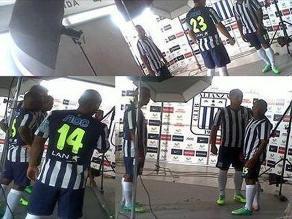 Se filtran imágenes de la nueva camiseta de Alianza Lima
