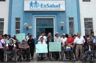 Chiclayo: Clínicas prestan servicios a Essalud sin contratos