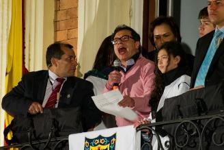 Bogotá: alcalde promoverá una Constituyente si se confirma su destitución