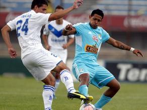 Sporting Cristal vence a Vélez en penales por la Copa Bandes