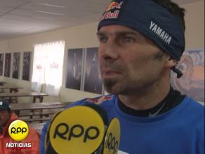 Rally Dakar llega en su séptima etapa a Bolivia entre gran algarabía