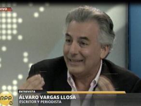 Álvaro Vargas Llosa: Lo que pretende Humala es intimidar a la prensa