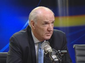 García Belaunde: No se sabe cuánto tiempo durará ejecución del fallo
