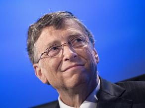 Bill Gates es la persona más admirada del mundo, según sondeo