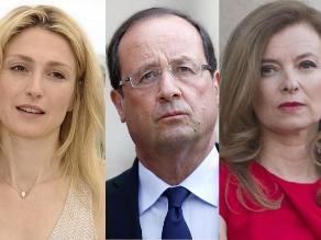 ¿Qué pasará con primera dama tras conocerse infidelidad de Hollande?