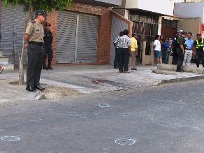 Trujillo: investigan a seis policías involucrados en robo a Acuña