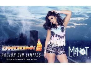 Mia Mont interpreta tema de exitosa película de Bollywood