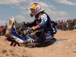 Dakar 2014: Cyril Despres se llevó la etapa entre Uyuni y Calama en motos