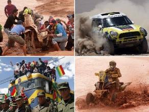 Dakar 2014: Reviva la octava etapa del rally con llegada en Chile