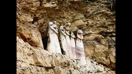 Declaran patrimonio cultural sarcófagos de Chachapoyas y Luya Chillaos