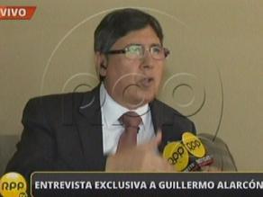 Guillermo Alarcón: Demandas y acusaciones del expresidente de Alianza