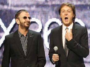 McCartney y Ringo Starr participarán en los Grammy