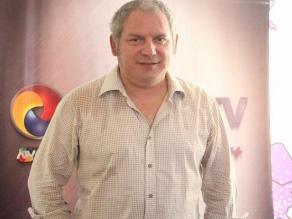 Álamo Pérez Luna se aleja de la televisión tras escándalos