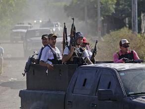 Más de 2000 militares intervienen en zona conflictiva de Michoacán