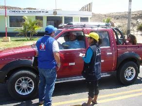 Piura: Defensoría del Pueblo supervisa cobros en playa de Paita