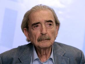 Argentina decreta tres días de duelo por muerte del poeta Juan Gelman