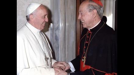 Papa ratifica al cardenal Cipriani en Comisión para América Latina