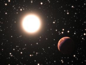 Encuentran un planeta que orbita alrededor de un gemelo del sol