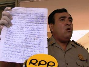 Trujillo: asesinos de niño tienen nexos con internos de ex Floresta