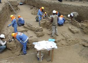 Lambayeque: En junio entregarán piezas halladas en Olmos a Cultura