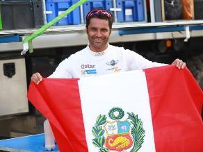 Nasser Al Attiyah: Me gusta la idea que el Dakar vuelva al Perú