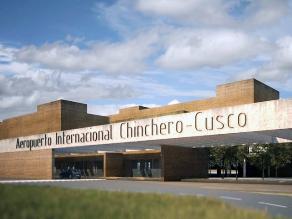 Aún no entregan terrenos para construcción de aeropuerto de Chinchero