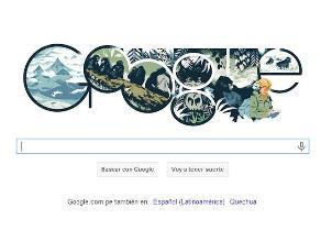 Google rinde homenaje con doodle a Dian Fossey
