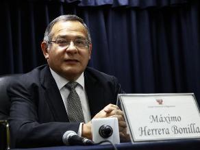 CNM nombrará reemplazo de Echaiz una vez que renuncia sea aceptada