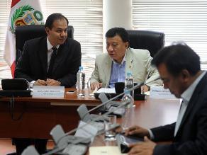 Comisión López Meneses acogerá observaciones del PJ sobre debido proceso